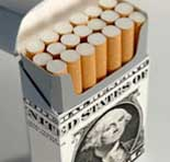 price of Benson Hedges cigarettes in poland