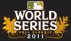 2011 World Series Logo