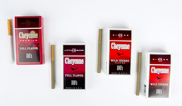 Cigarettes Kool brands European