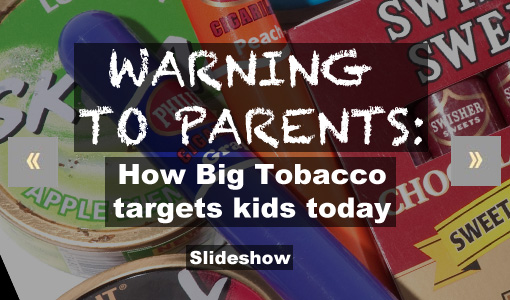 marketing and tobacco products The food and drug administration announced rules thursday that will severely restrict the way the tobacco industry can advertise and sell cigarettes and smokeless tobacco products, especially marketing efforts designed to appeal to children and teenagers.