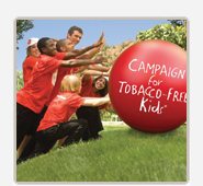 2007 Annual Report of the Campaign for Tobacco-Free Kids: Pressure for Progress