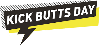 Kick Butts Day 2018