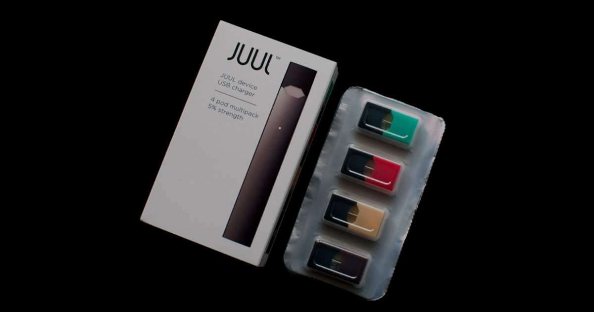 Juul E-Cigarettes: A New Threat to Kids: News Coverage - Campaign